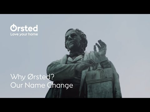 Why Ørsted?