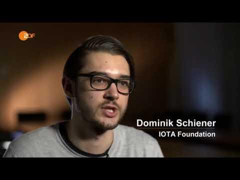 IOTA ► Blockchain und die Ökonomie der Maschinen ► ZDF Morgenmagazin 1