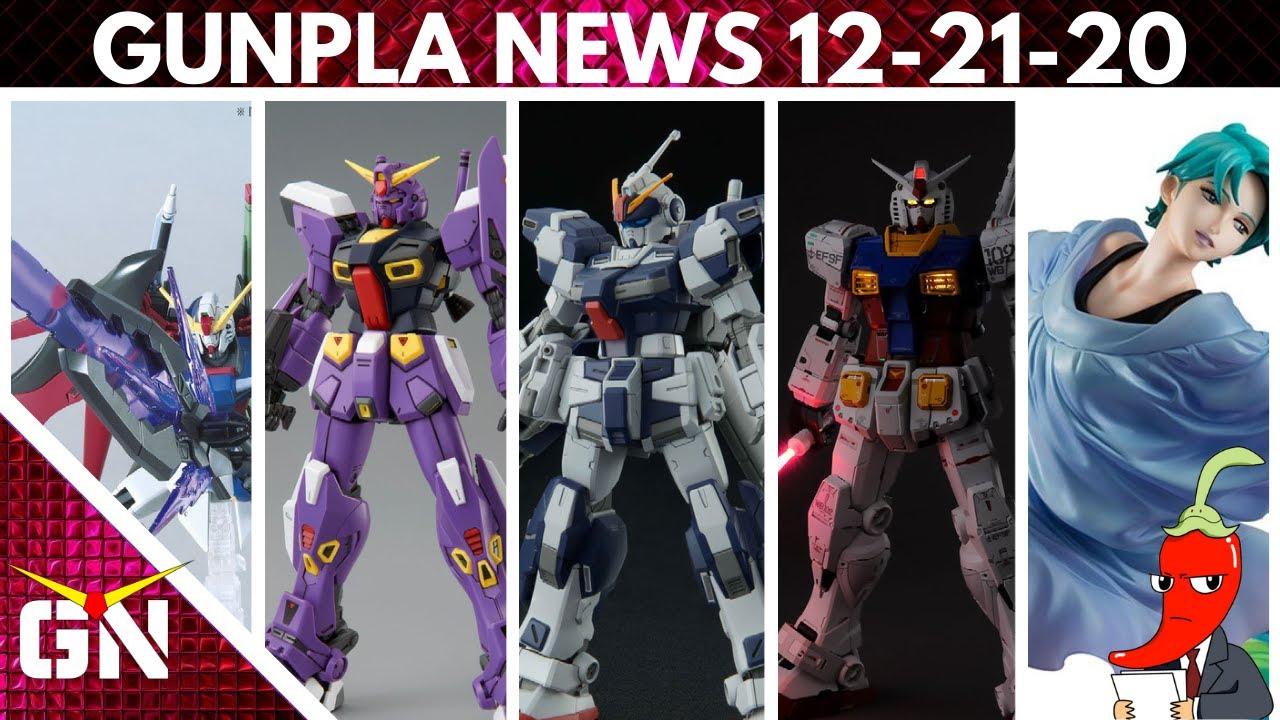 A New Pale Rider, Purple F90 7 More UNLEASHED RX 78-2 | Gunpla News