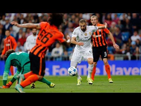 Реал Мадрид - Шахтер / ЛИГА ЧЕМПИОНОВ / ОБЗОР МАТЧА