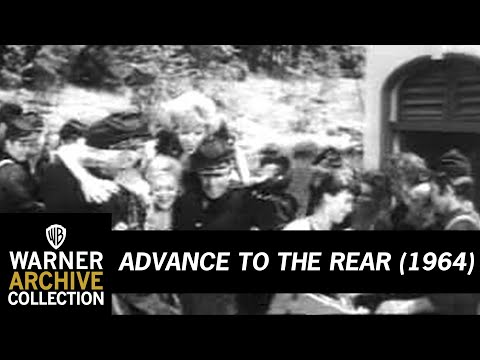 ADVANCE TO THE REAR (Original Theatrical Trailer)