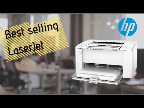 HP LaserJet Pro M102w | Review