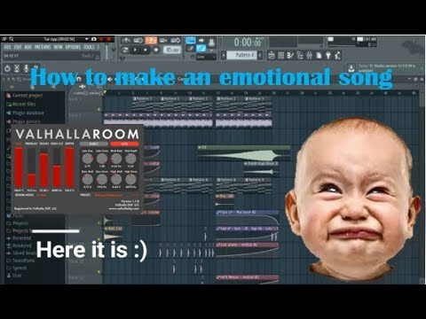 How to make an emotional song! (really easy)