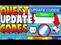 *FREE LIGHT PACK* & QUESTS UPDATE CODES IN ROBLOX MINING SIMULATOR!