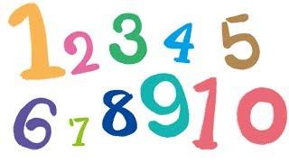 數數字的歌(Counting Song)|數字|幼兒教育歌曲|哈囉球球