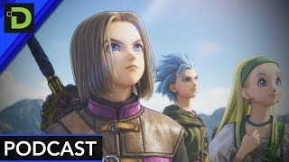 Dragon Quest 11 Early Impressions | Dark Pixel Podcast: Ep. 121 (Ft. The Lorerunner)