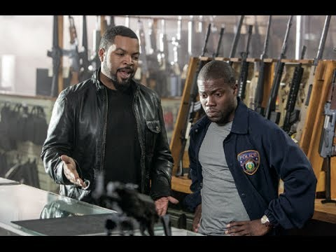 Ice Cube Compares Kevin Hart to Eddie Murphy in Ride Along Interview