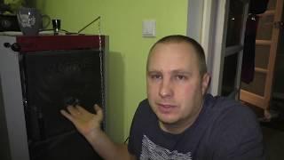 видео Котельная на дровах