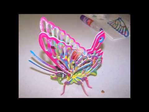Creative Art and crafts ideas for kids to do at home