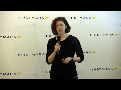 Turning a Hardware Idea into a Company // Nora Levinson, Caeden (FirstMark Capital / Hardwired NYC)