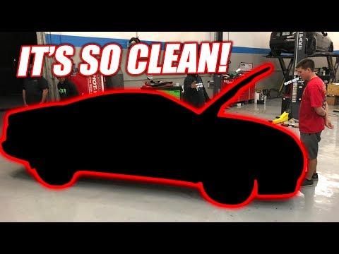 Cooper Got a NEW Car... HINT: It Has a TURBSKIE!
