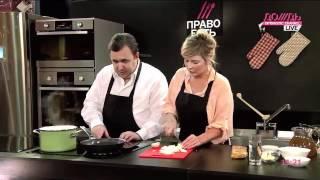 Татьяна Арно готовит постные щи