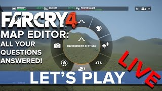 Far Cry 4: Редактор карт