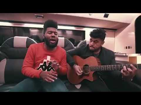 Khalid Sings Acoustic Version of Young Dumb & Broke