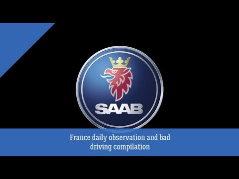 France Daily Observation and Bad Driving Compilation #57 Autobahn