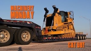 Machinery Monday   CAT D8T