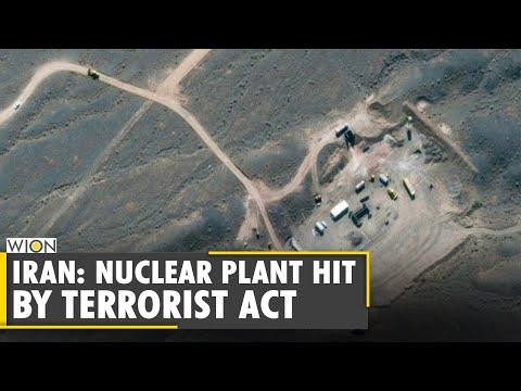 Iran: Natanz nuclear facility hit by terrorist act   Latest World English News   WION News