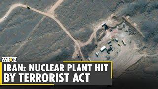 Iran: Natanz nuclear facility hit by terrorist act | Latest World English News | WION News