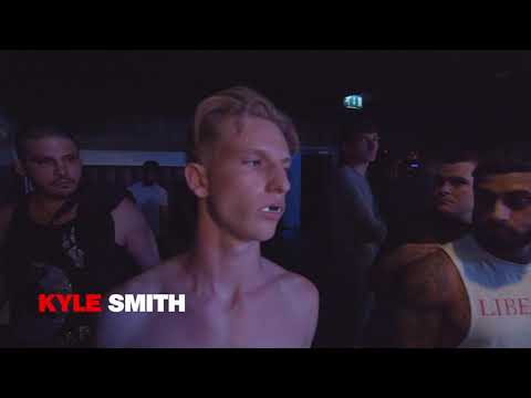 UWC Heatwave - Karl Smith vs Kane bristrow