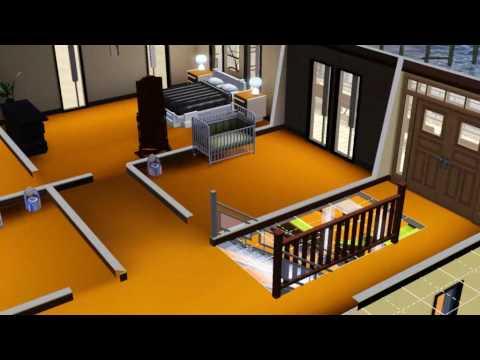 Maison Moderne Les Sims 3 Youtube