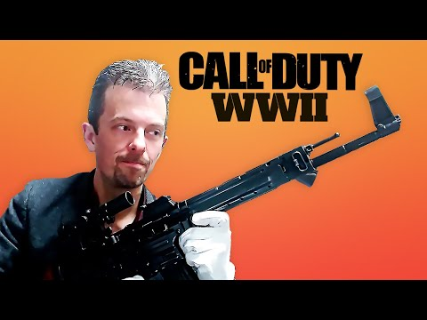 Firearms Expert Reacts to Call Of Duty: WW2's Guns