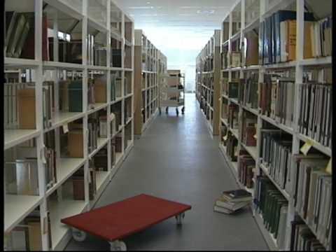 opening centrale bibliotheek aan het spui in den haag 1995 - youtube