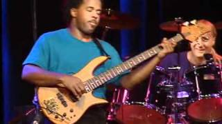 Steve Bailey & Victor Wooten - bass extremes live