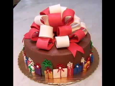 christmas cake ideas easy cake decorating ideas 2929
