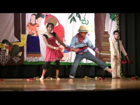 Omaha Ugadi 2012 - Old/New Songs Mix