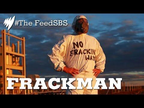 Frackman: Dayne Pratzky takes on coal seam gas I The Feed