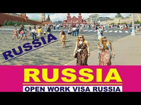 300+ New Jobs At Russia Country, With 4 Visa Result, Jobs At Hotel Or Construction Line