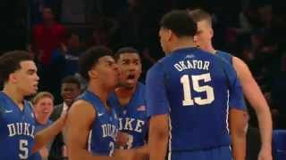 Duke March Madness Hype 2015 (3/11/15)