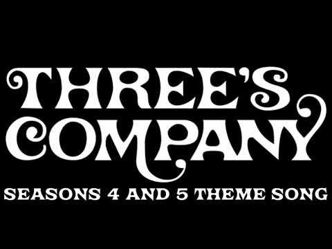 Threes Company Seasons 4 and 5 Theme Song