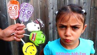 Heidi قصص حلوى قصيرة للأطفال   Heidi و Zidane