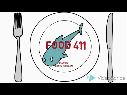Food 411 (Episode 7) Oyster Patty