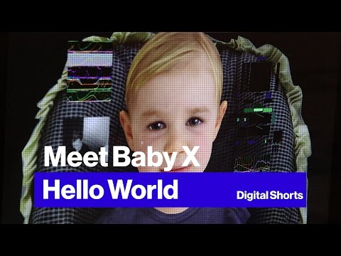 This Freaky Baby Could Be the Future of AI. Watch It in Action