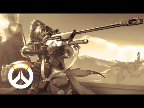 [NEW HERO] Ana Origin Story | Overwatch