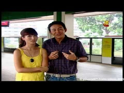 [TV PROGRAM] Adventures with SMRT (SMRT 新游记) - Trains