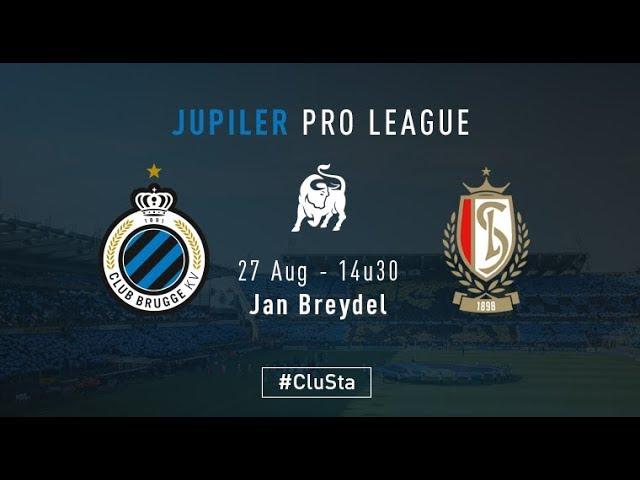 CLUB BRUGGE - STANDARD | Matchverslag | 2017-2018