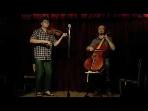 Tim and Jeremy at the Jalopy Theater July 2017 Part 1