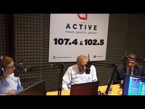 Μιχάλης Δαμιανός, Ήθος προεκλογικής εκστρατείας, Active Radio Cyprus, 23 Οκτωβρίου 2017