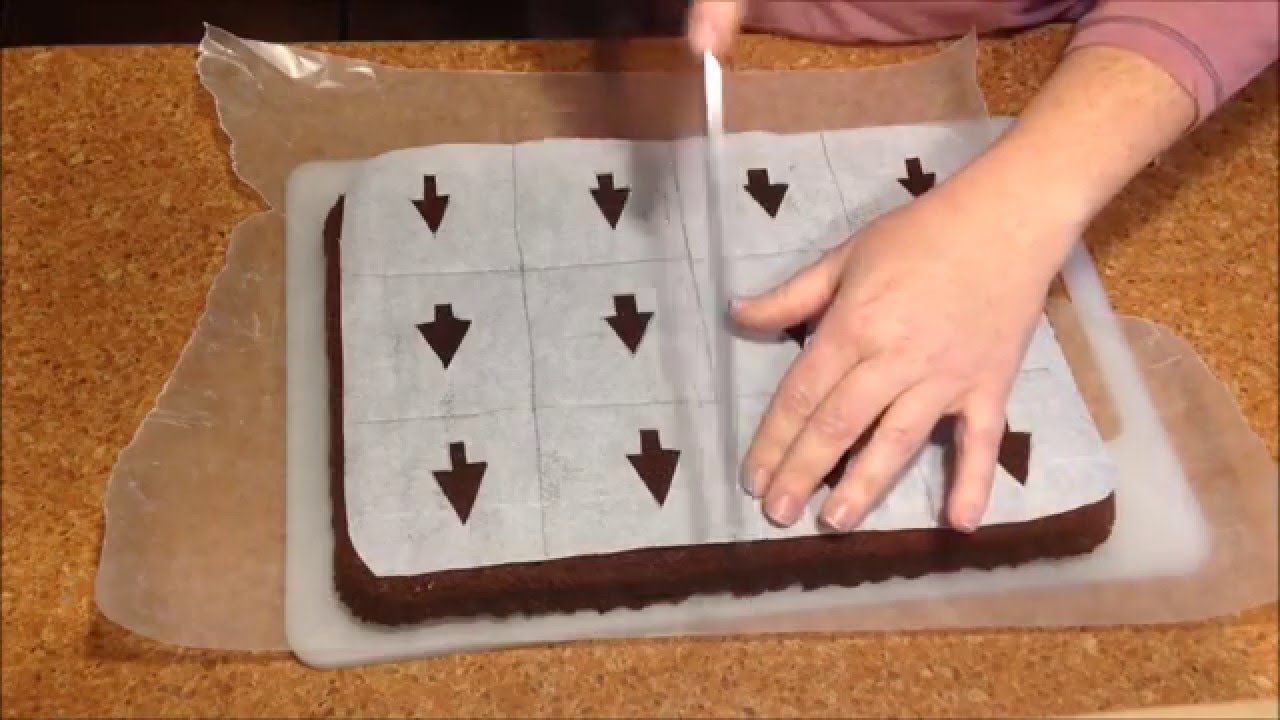 Easy and Quick Desert Hacks for Decorating Brownies, Cakes ...