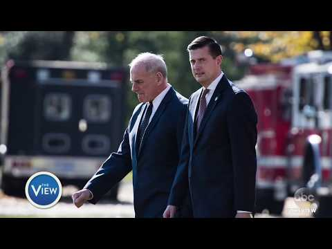 Trump Aide Rob Porter Resigns Amid Allegations Of Domestic Abuse | The View