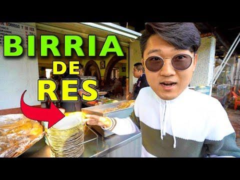 PROBÉ un DESAYUNO MEXICANO nada COMÚN