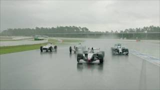 Mercedes Media Day - F1 in Hockenheim | AutoMotoTV