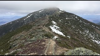 Franconia Loop Trail Day Hike, New Hampshire, Vlog006