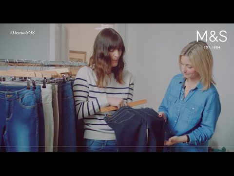 M&S Women's Fashion: Your Denim Questions Answered