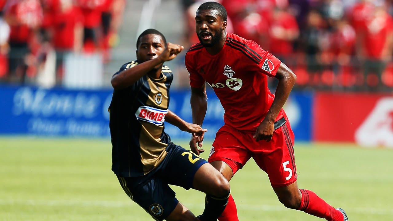 HIGHLIGHTS: Toronto FC vs. Philadelphia Union   July 18, 2015 - YouTube