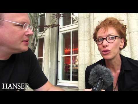 Sibylle Berg: Das Interview - Folge 1 - Auf der Sommerterrasse