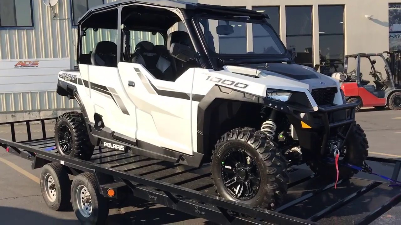 2019 Polaris GENERAL 4 1000 - PICKING UP FROM THE DEALER! (Vid #1)